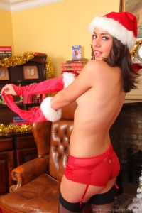 Bryoni Kate – Santa's little helper