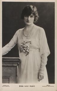 Lily Elsie (J. Beagles 139 X)