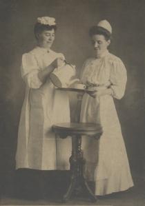 Theatre Maids c1910