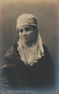 67. Constantinople Dame Turque