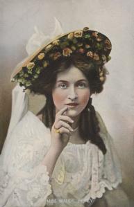 Maude Fealy (Tuck 4466) 1919
