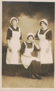 Pre 1918 maids