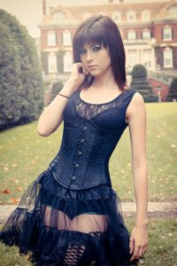 Corseted