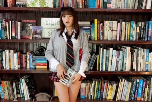 Ai Shinozaki – Bookworm