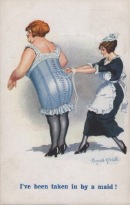 I've been taken in by a maid (Inter Art Co; 2133) 1917