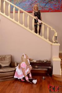 Clumsy Maid