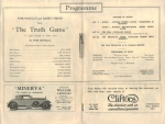 Lily Elsie – The Truth Game – 1929(Cast)