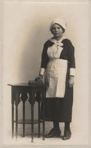 Maid c1930