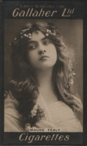 Maude Fealy (Gallaher Ltd; 23)