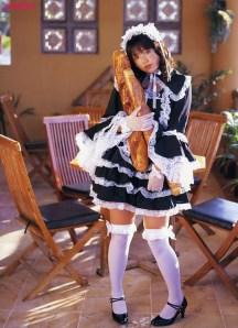 Ai Shinozaki - Maid