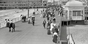 The Jersey Shore circa 1908