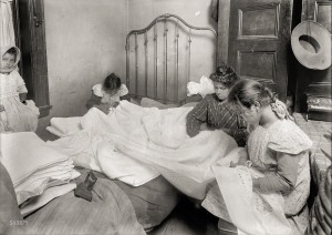 Bedroom Cutters 1912