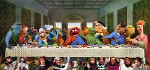 Muppets last supper