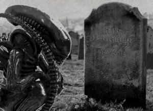 RIP H.R. Giger