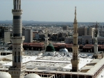 The Prophet's Mosque inMedinah
