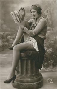 1920's smoking