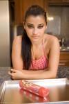 Alexa Loren Makes Cookies1