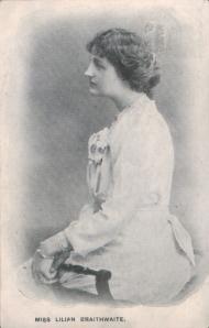 Lilian Braithwaite - 1905