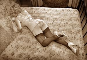 Ju Elle Vintage Girdle