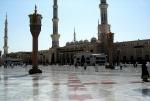 Al-Masjid an-Nabawi; Prophet's Mosque, Medina taken in 2001c