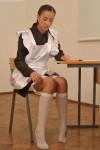Aisha at Maid School3