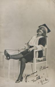 Jeanne Peters as Falka - 1914