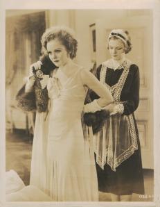 Personal Maid - 1931 (Nancy Carroll and Ronnee Madsen)