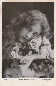 Maude Fealy (J. Beagles 823 B)