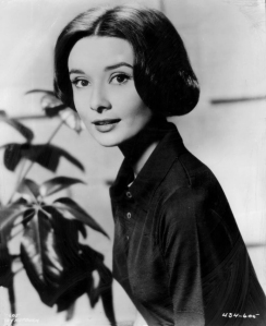 "Audrey Hepburn (1959) ""The Nun's Story"""
