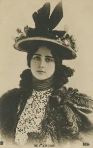 Cleo De Merode - 1902