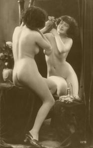 Mirror, mirror.................