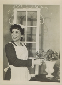 Smiling Maid - 2nd August 1955