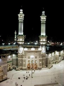 Al-Masjid Al-Haram, Mecca taken in 2001