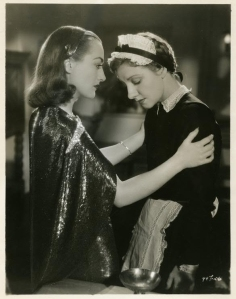 The Bride wore red - 1937 - Joan Crawford and  Mary Philips
