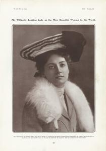 Maude Fealy - The Tatler - 13th May 1903