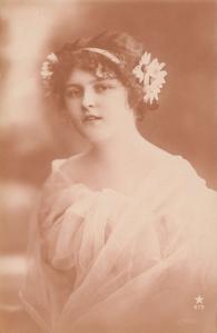 Edwardian Beauty c1910
