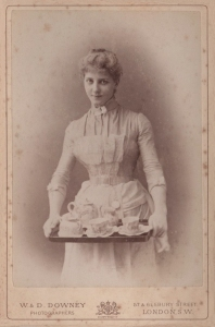 Maude Millett -  Maid Dress