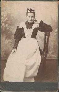 Maid c1900