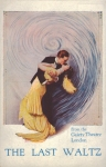 The Last Waltz – 4th September1925
