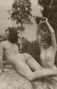 1920's flogging