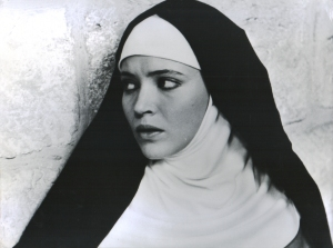 Anna Karina - The Nun (La Religieuse) 1966