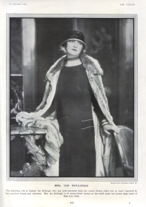 Lily Elsie - The Tatler - 7th May 1924