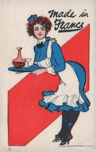 Made in France (Souvenir Postcard Co; N.Y. 7)