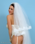 Jodie – Blushing Bride03