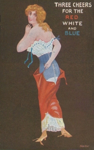 Three cheers for the Red, White and Blue - 1923
