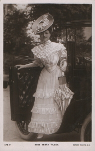 Vesta Tilley (Rotary 175 V) 1906