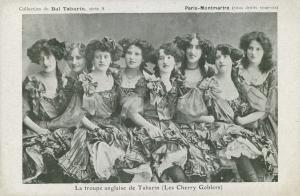 CABARET Bal Tabarin Dancers