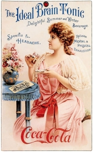 Coke advert from the 1890s