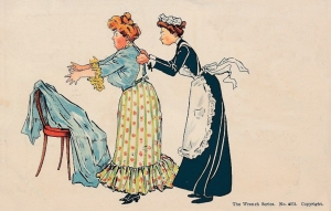 Comic Maid (Wrench 4073) 1904