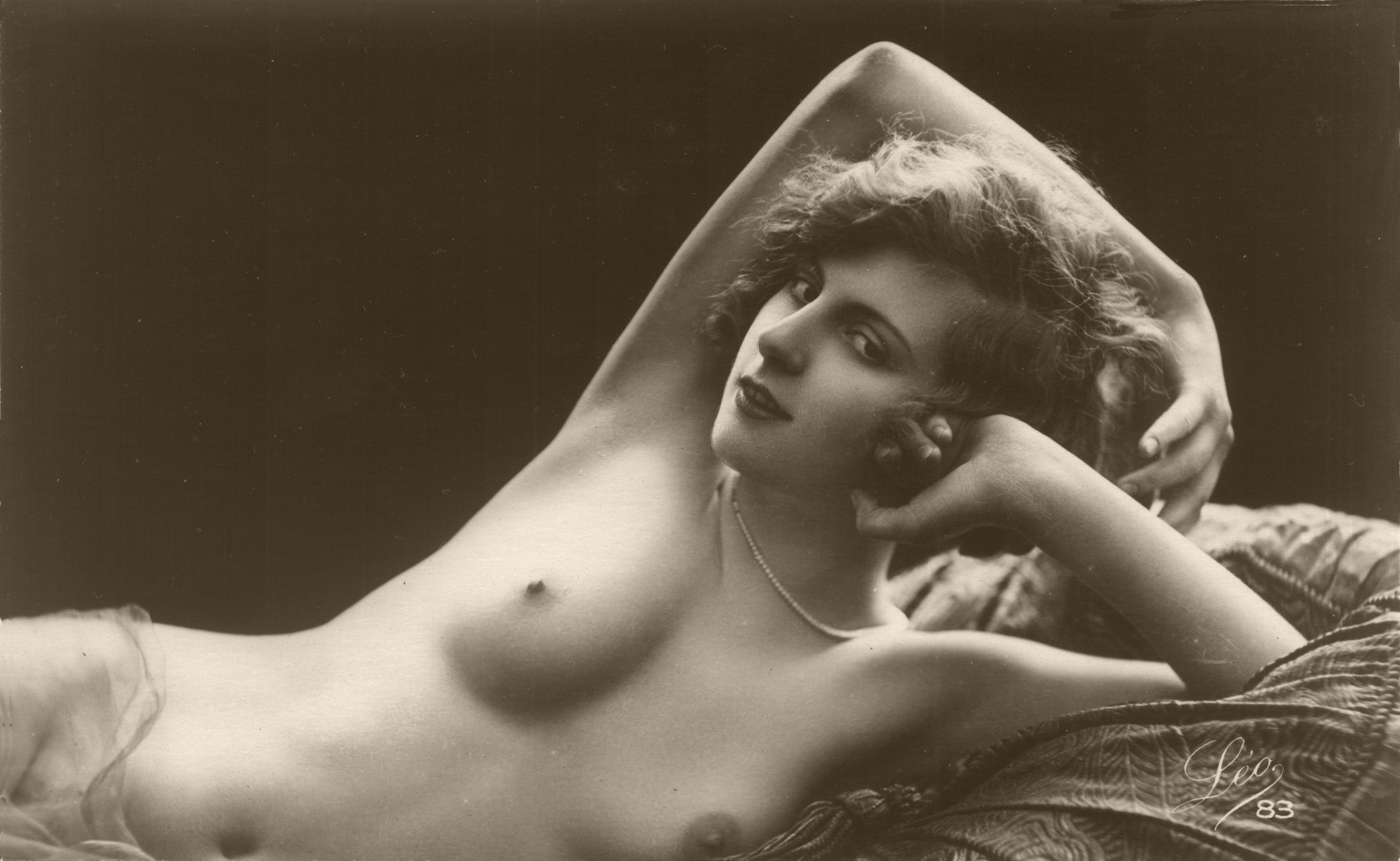 1920s naked softcore picture